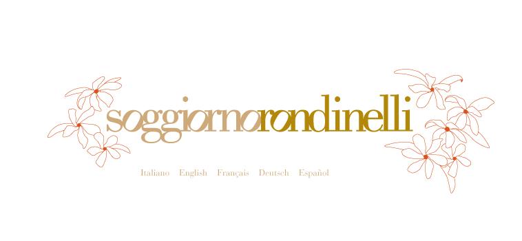 Soggiorno Rondinelli identity system | Visualmade
