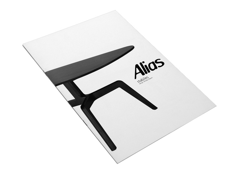 Alias Stabile brochure