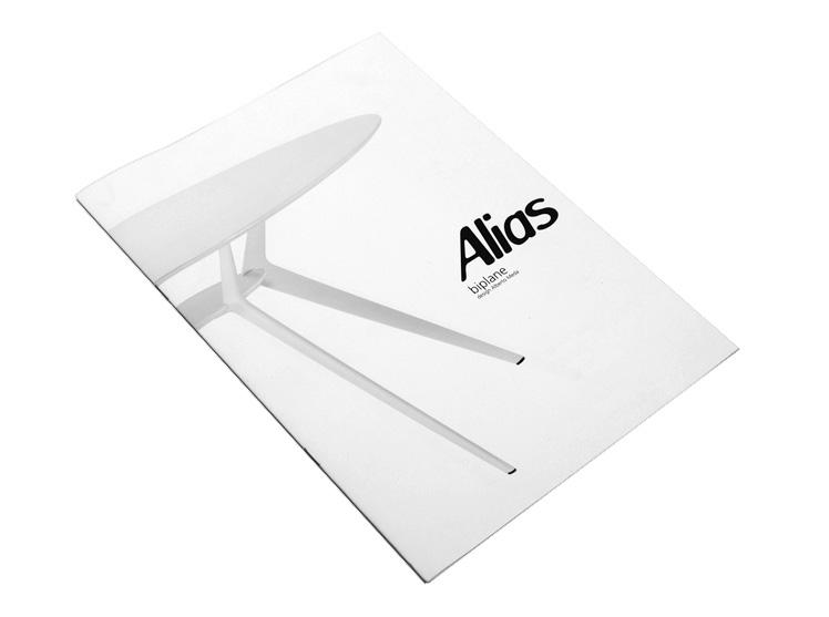 Alias Biplane brochure