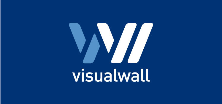 Visualwall logo