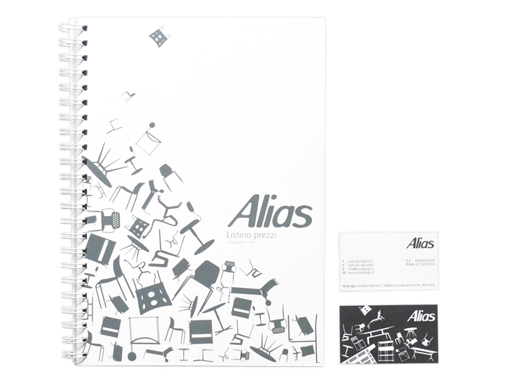 Alias corporate identity