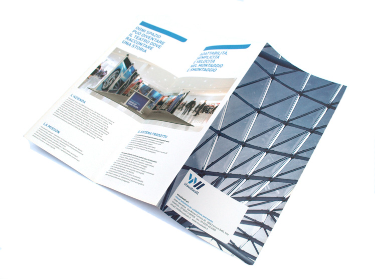 Visualwall brochure