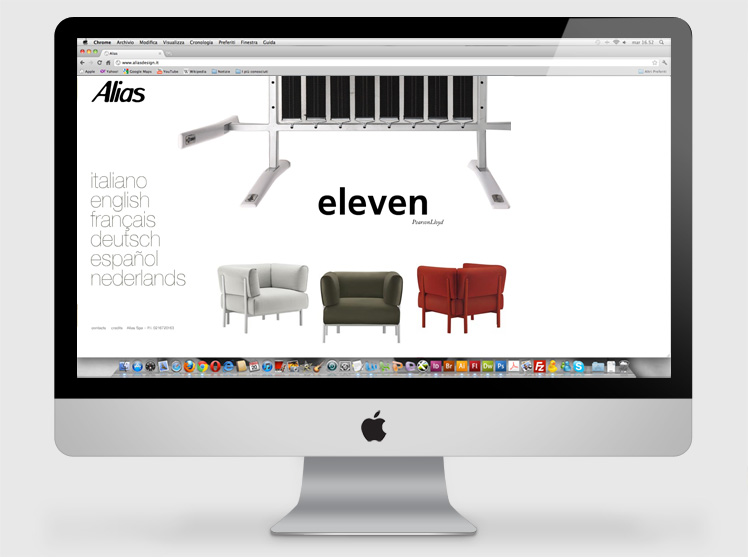 Alias Homepage