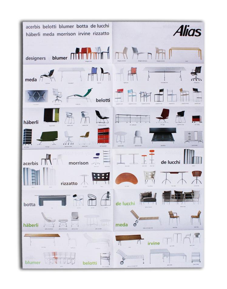 Alias Salone 2009 poster