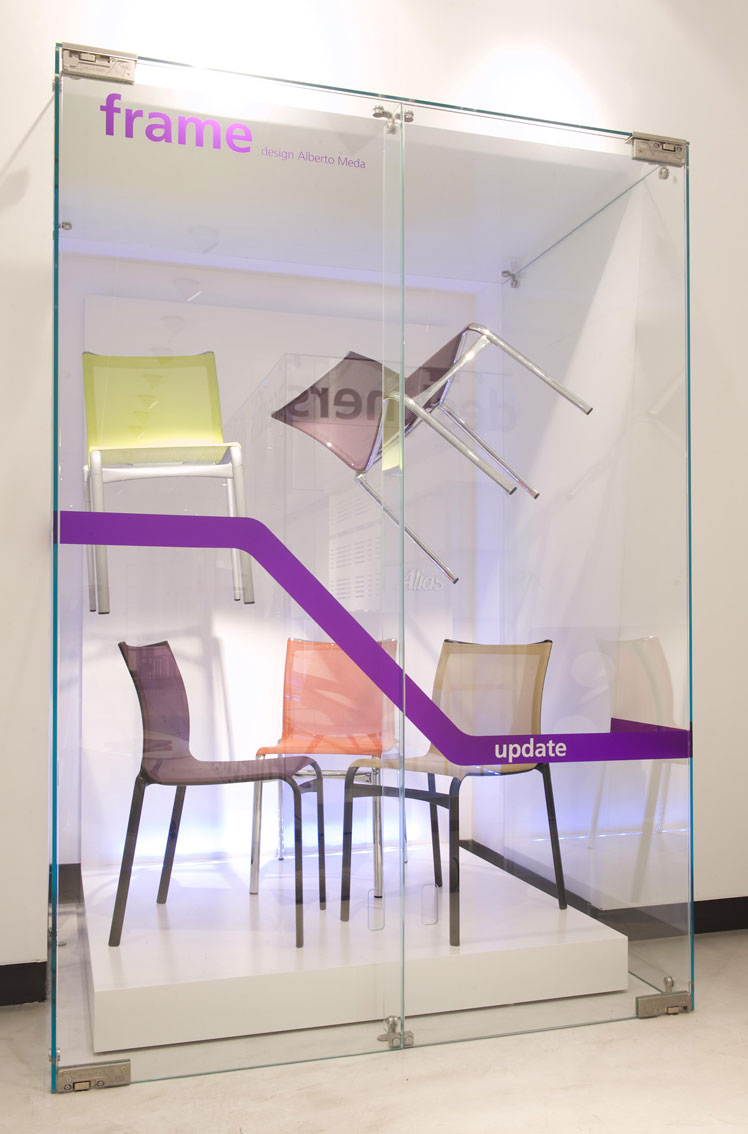 Alias Salone 2009 shop