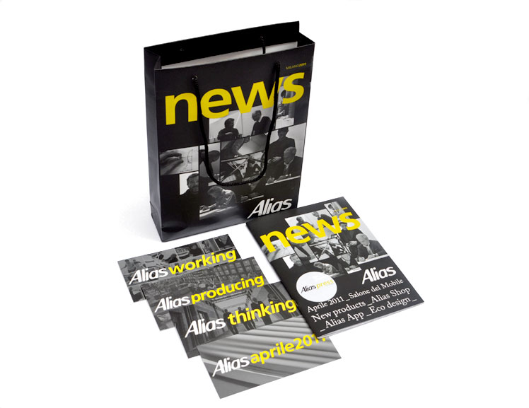 Alias News catalogue