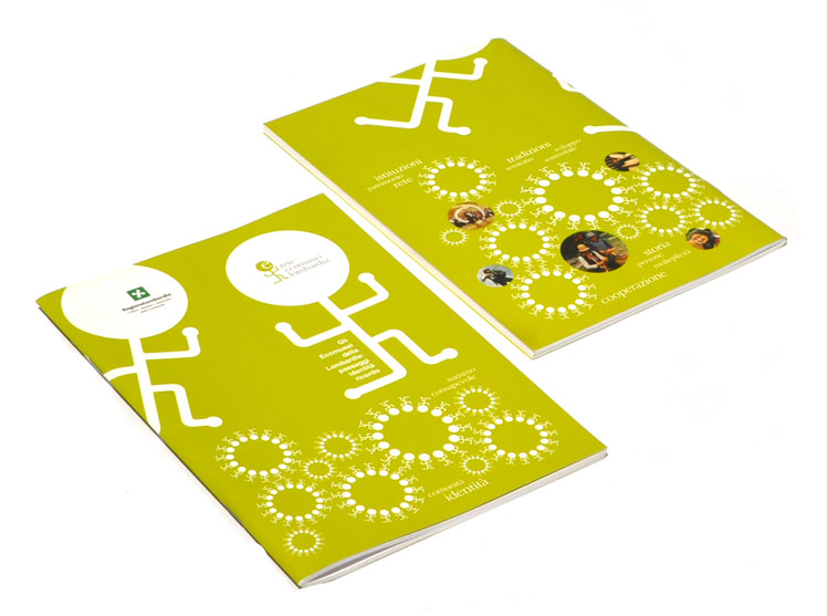 Rete Ecomusei Lombardia brochure