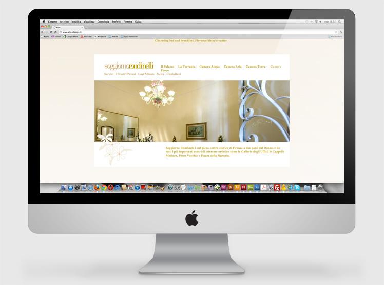 Soggiorno dei Rondinelli website