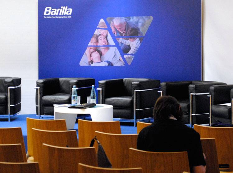 Barilla convention