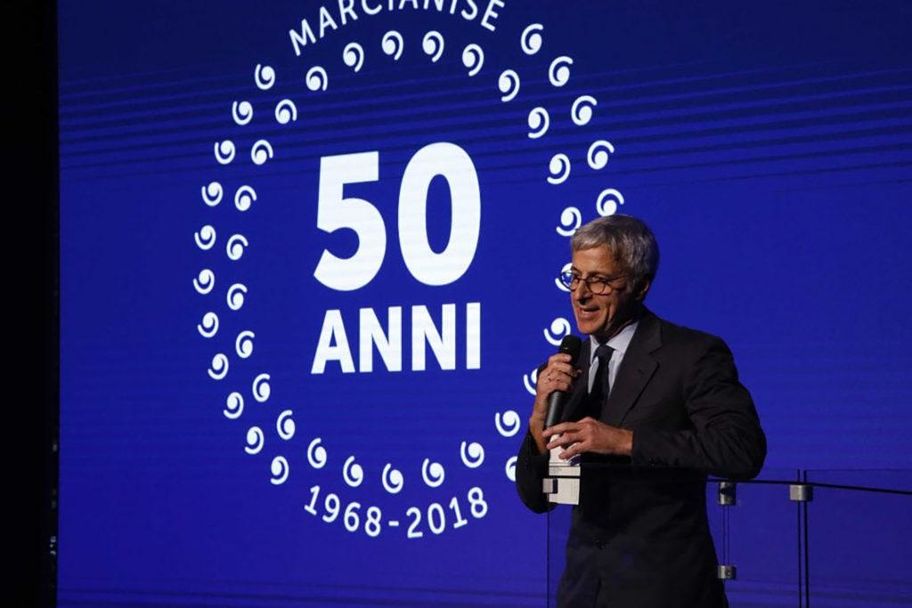 Barilla 50 anni Marcianise