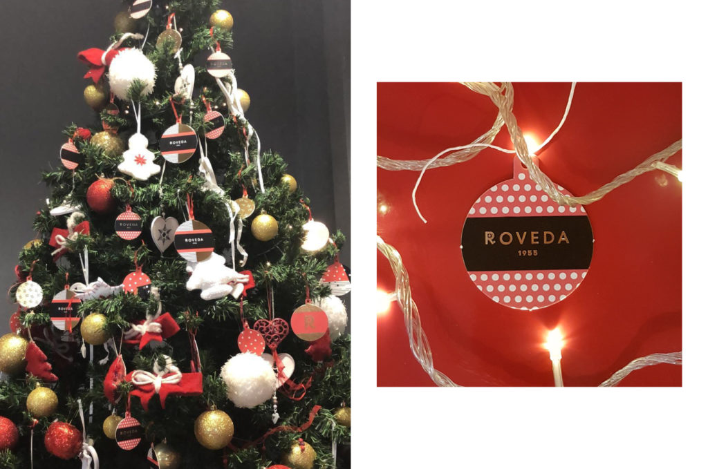 Roveda Christmas kit