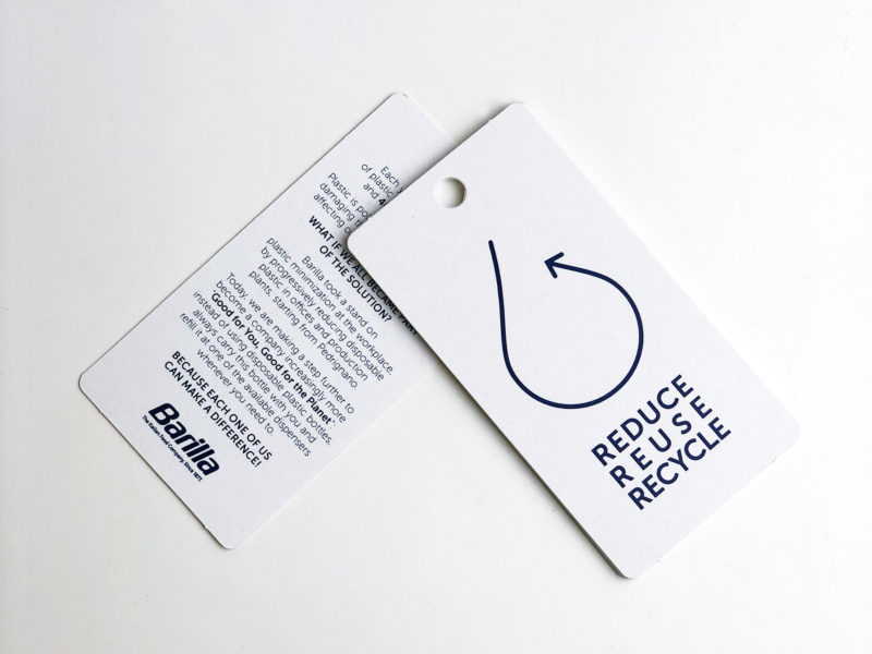 Barilla - Reduce Reuse Recycle 8