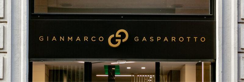 Gianmarco Gasparotto Brand insegna