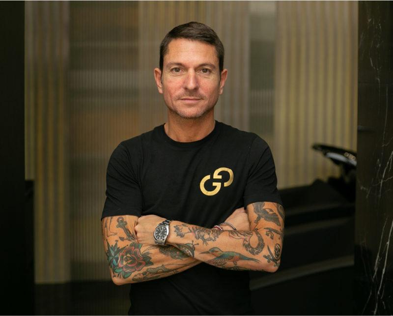 Gianmarco Gasparotto Brand maglietta