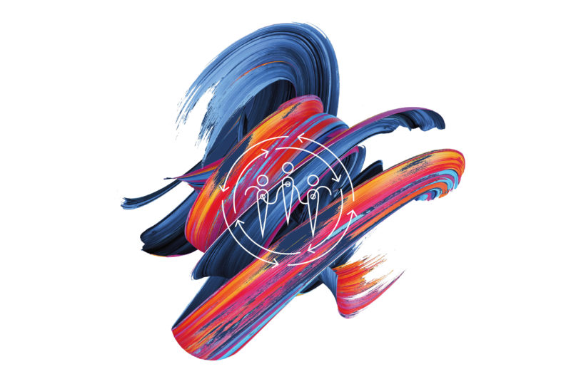 logo circular fashion Bocconi